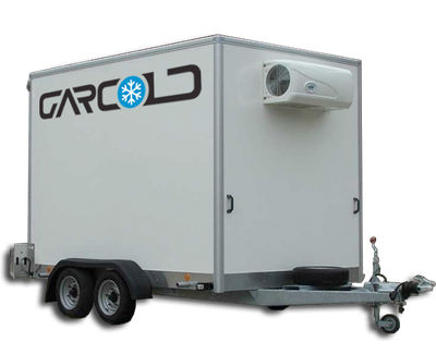 Garcold - Refrigerated trailer hire in Kent, Sussex and London