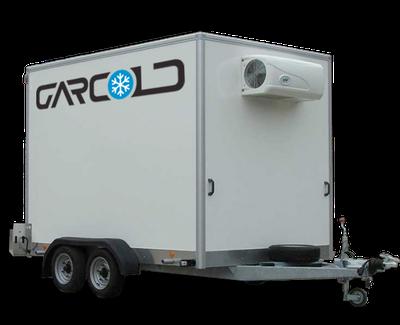 Medium 3m refrigerated trailer